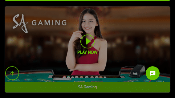 SCS188 คาสิโน SA Gaming มือถือ